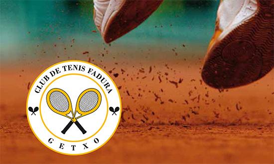 Folleto 2018 Club de Tenis Fadura