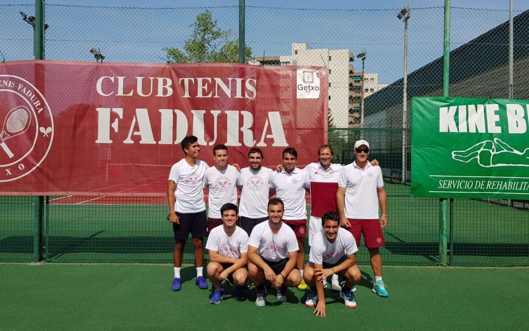 El Club de Tenis Fadura juega este fin de semana el campeonato de España de segunda división nacional