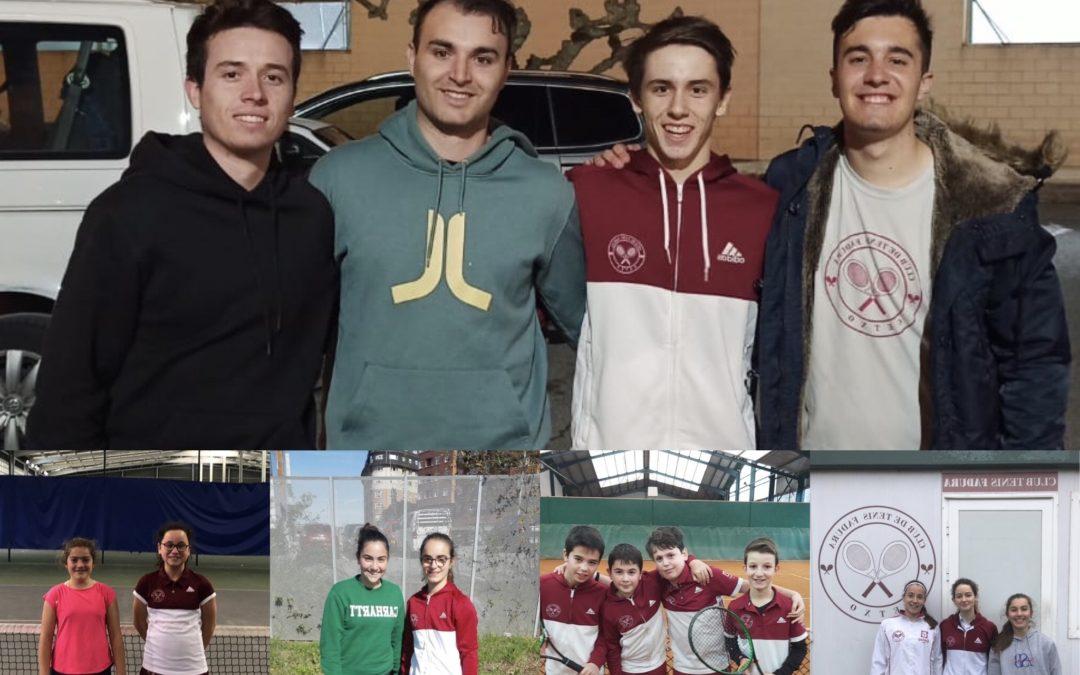 Campeonatos de Euskadi por equipos y Vasco Navarro Riojano Cantabro